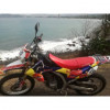Crf 250 Honda 2016 2400000 *NEGOCIABLE*